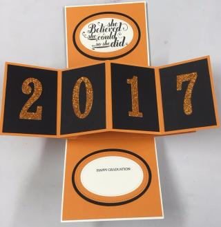 Lindas-graduation-twisted-pop-up-panel_orange_2017_open