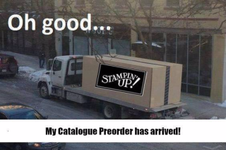 Stampin-up-truck_preorder-arrived_12-7-17